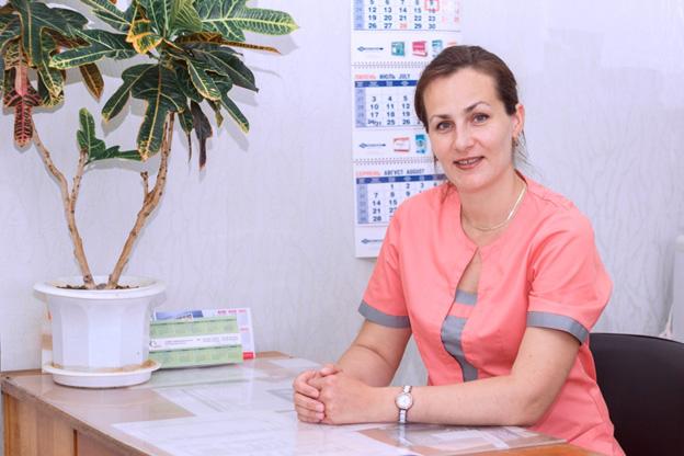 Базиль Марина Олегівна