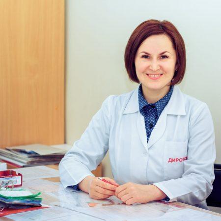 Лях Олена Володимирівна